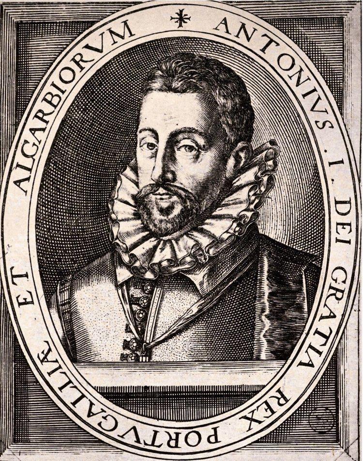 Antonio, Prior of Crato invitaminerva45 O PRIOR DO CRATO D ANTNIO NA CRISE