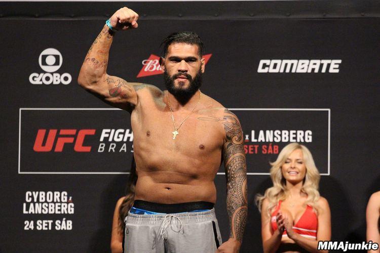 Antônio Silva (fighter) Antonio Silva MMAjunkie