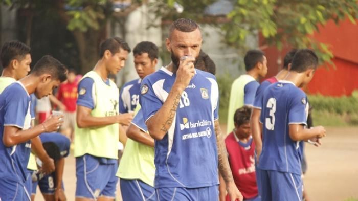Antônio Teles Persiba Balikpapan Resmi Kontrak Antonio Teles Tribunnewscom