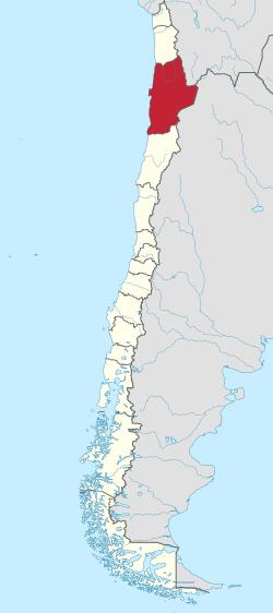 Antofagasta Region Wikipedia