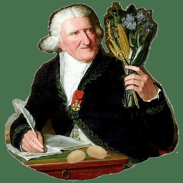 Antoine-Augustin Parmentier Antoine Augustin Parmentier A la carta para dos
