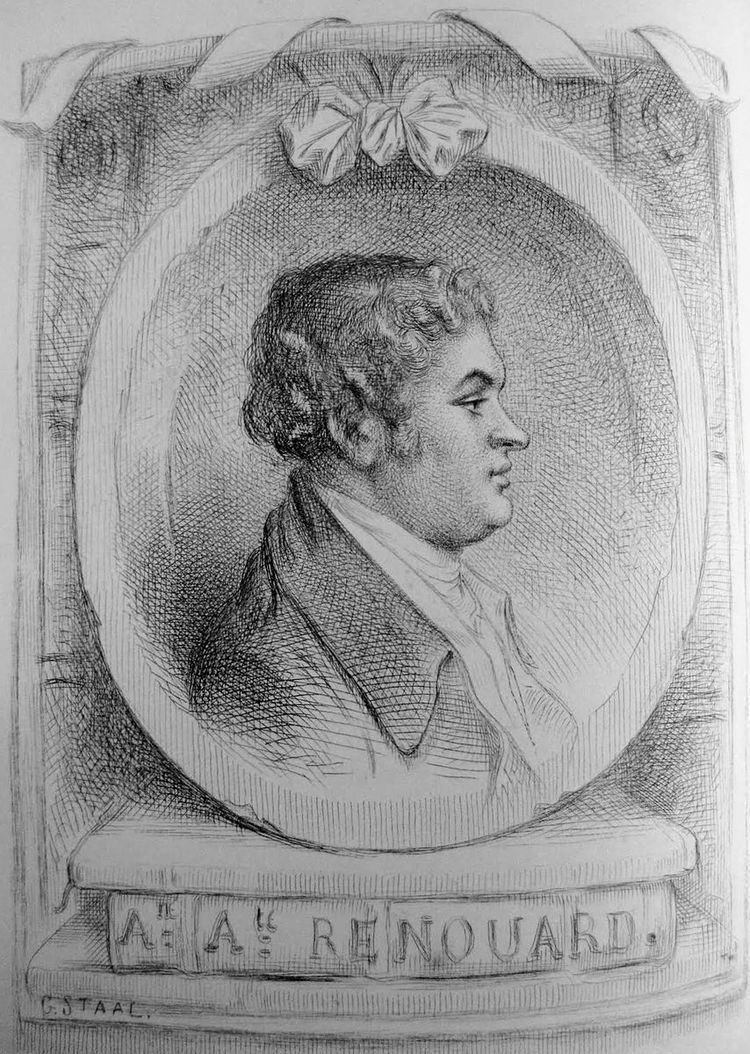 Antoine-Augustin Renouard