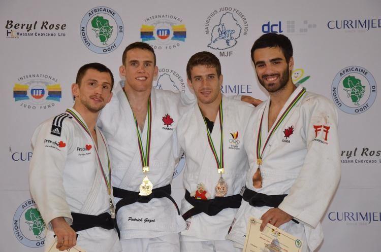 Antoine Bouchard (judoka) Antoine Bouchard Judoka JudoInside