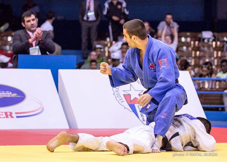 Antoine Bouchard (judoka) Actualits UQAM Le judoka Antoine Bouchard ralise son rve de