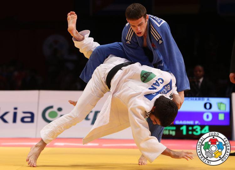 Antoine Bouchard (judoka) JudoInside News Antoine Bouchard claims the Pan American title