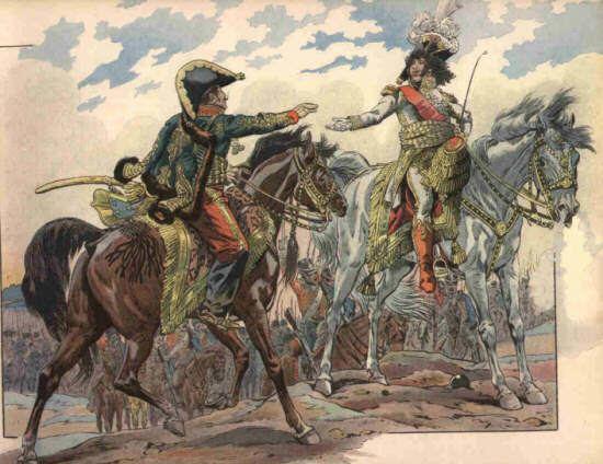 Antoine Charles Louis de Lasalle The Top Twenty French Cavalry Commanders General Antoine