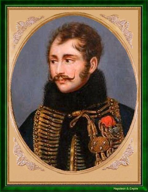 Antoine Charles Louis de Lasalle Lasalle Antoine Charles Louis de French General