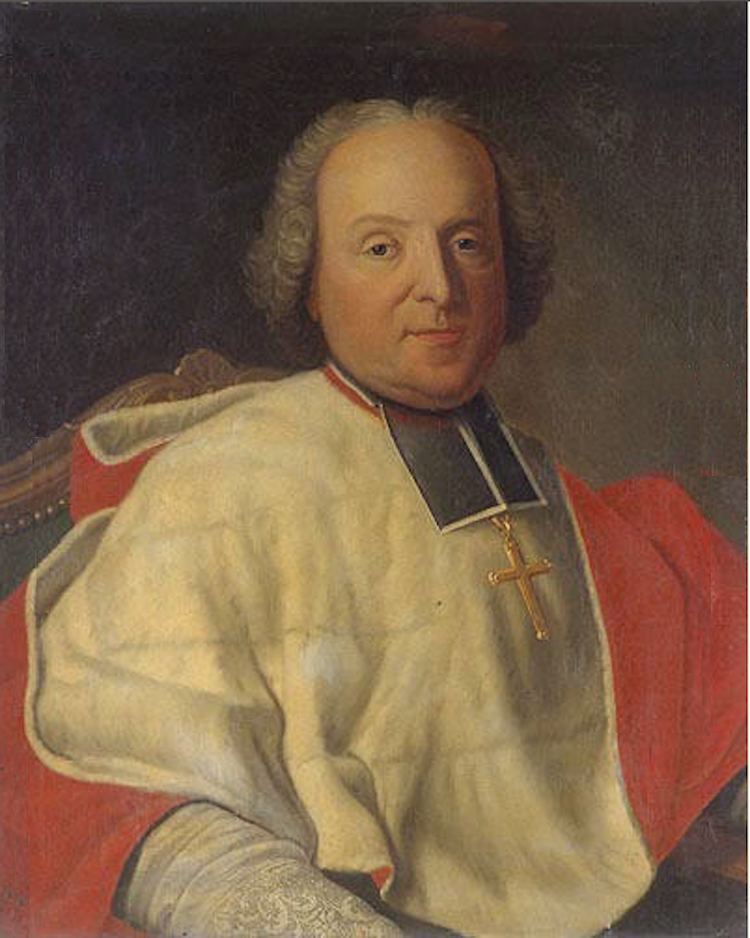 Antoine Cleriadus de Choiseul-Beaupre