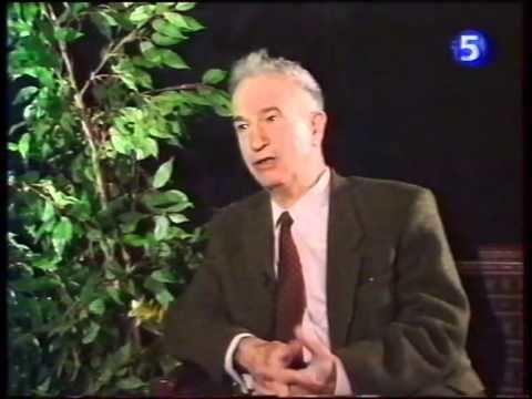 Antoine Culioli Culioli 1994Les Amphis de la 5e YouTube