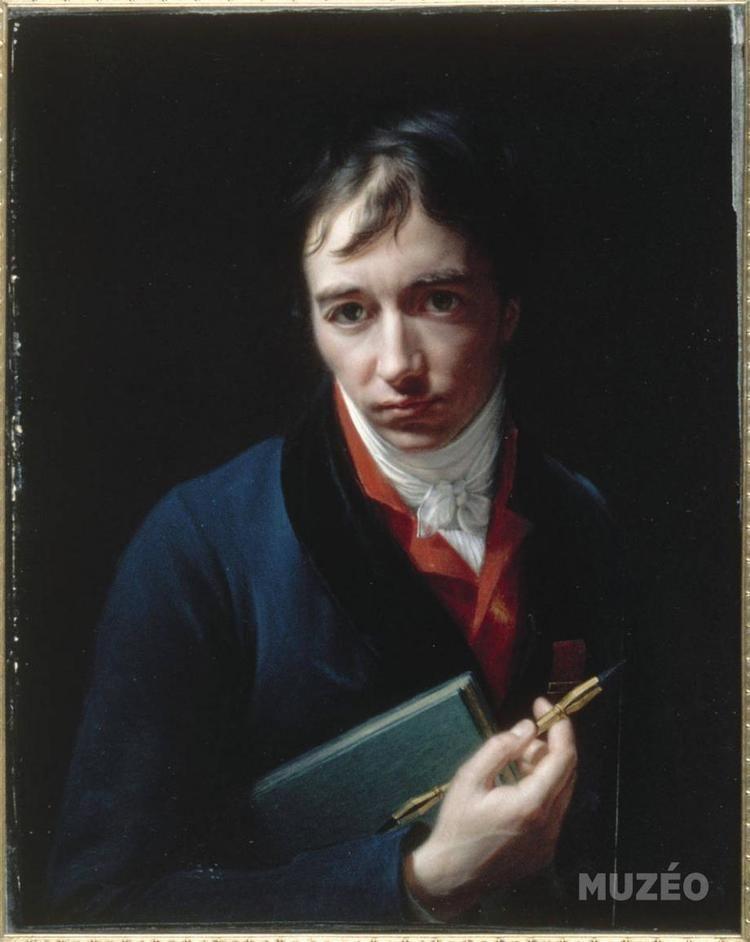 Antoine-Denis Chaudet Portrait Antoine Denis Chaudet 17631810 sculpteur de Augustin
