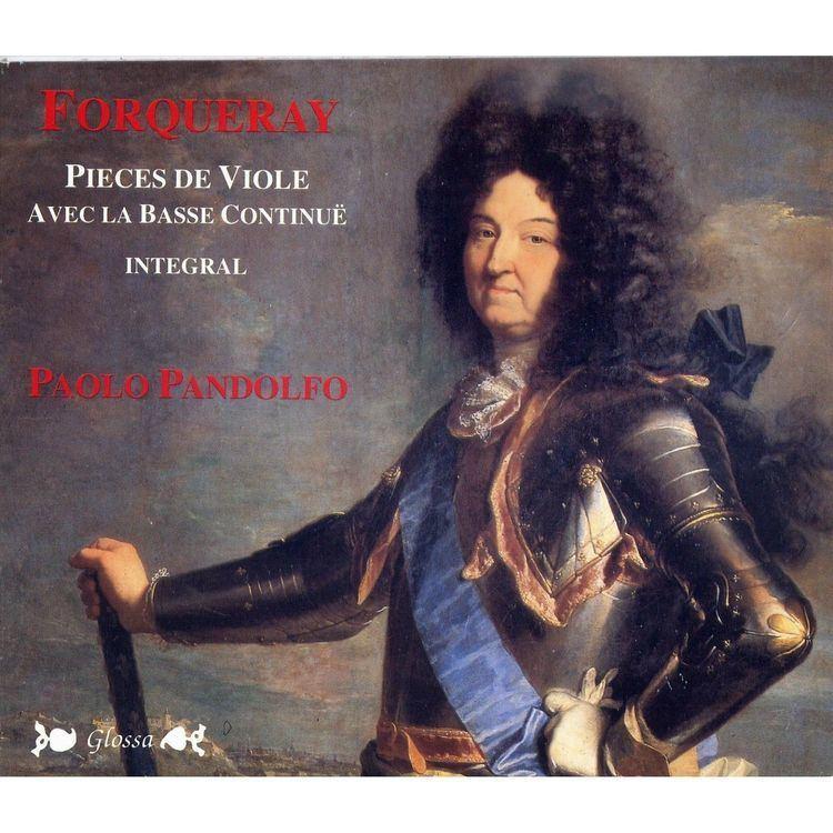 Antoine Forqueray Antoine Forqueray Pieces De Viole Avec La Basse Continue