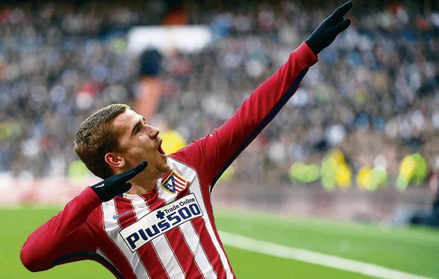Antoine Griezmann UEFA Best Player in Europe award Antoine Griezmann