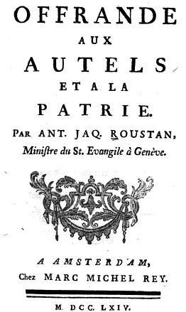 Antoine-Jacques Roustan