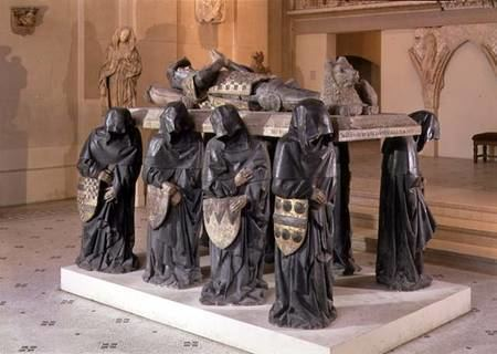 Antoine Le Moiturier Tomb of Philippe Pot 142894 from Cite Antoine Le Moiturier as