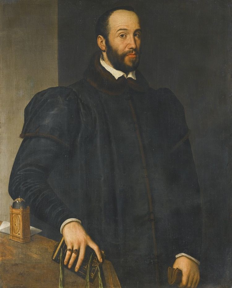 Antoine Perrenot de Granvelle FileCircle of Anthonis Mor Antoine Perrenot de Granvellejpg