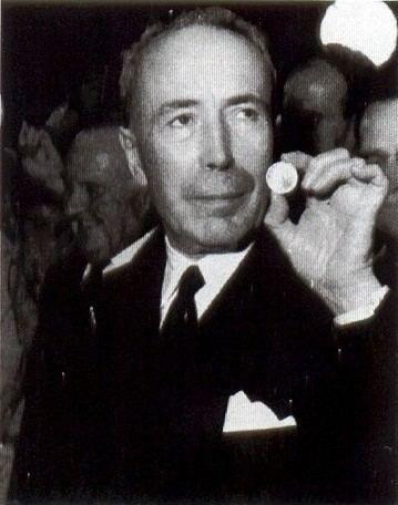 Antoine Pinay Monsieur Antoine Pinay Compagnon du Gnral de Gaulle