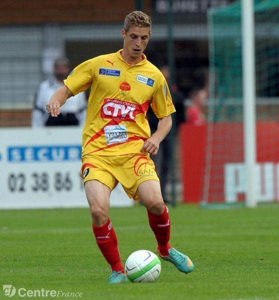 Antoine Ponroy wwwlarepfr Football ORLEANS 45000 Entretien avec