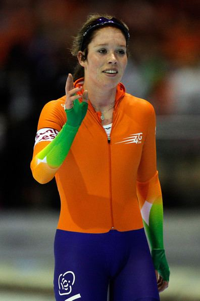 Antoinette de Jong Antoinette de Jong Photos Essent ISU European Speed