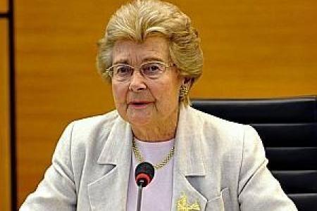 Antoinette Spaak Crise au FDF d39Ixelles Antoinette Spaak exprsidente