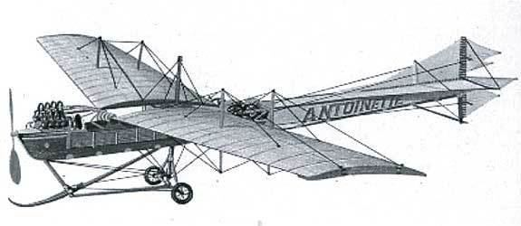 Antoinette VII Antoinette Aircraft