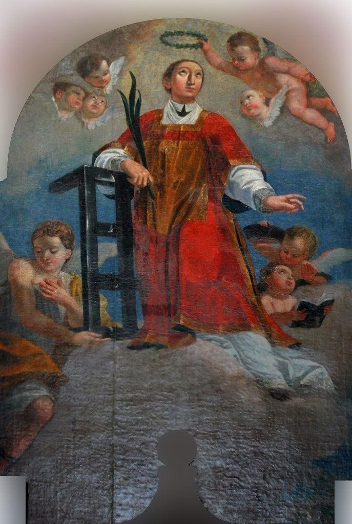Anton Cebej FileAnton Cebej Muenitvo sv Lovrencajpg Wikimedia Commons