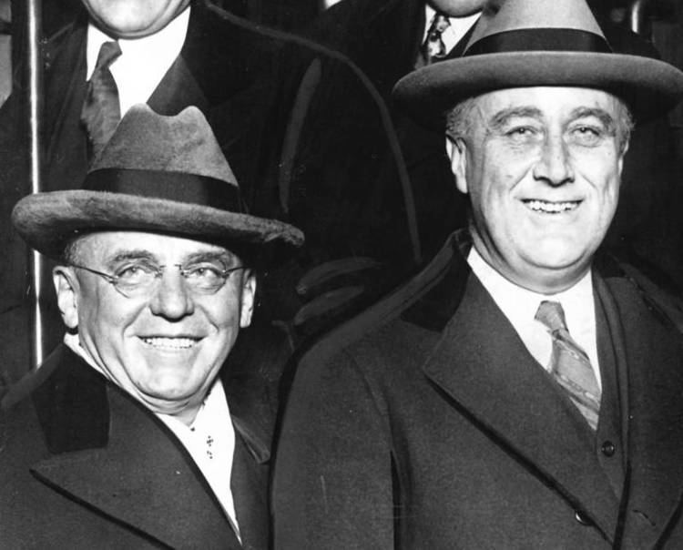 Anton Cermak Photo gallery The 1933 assassination of Chicago Mayor
