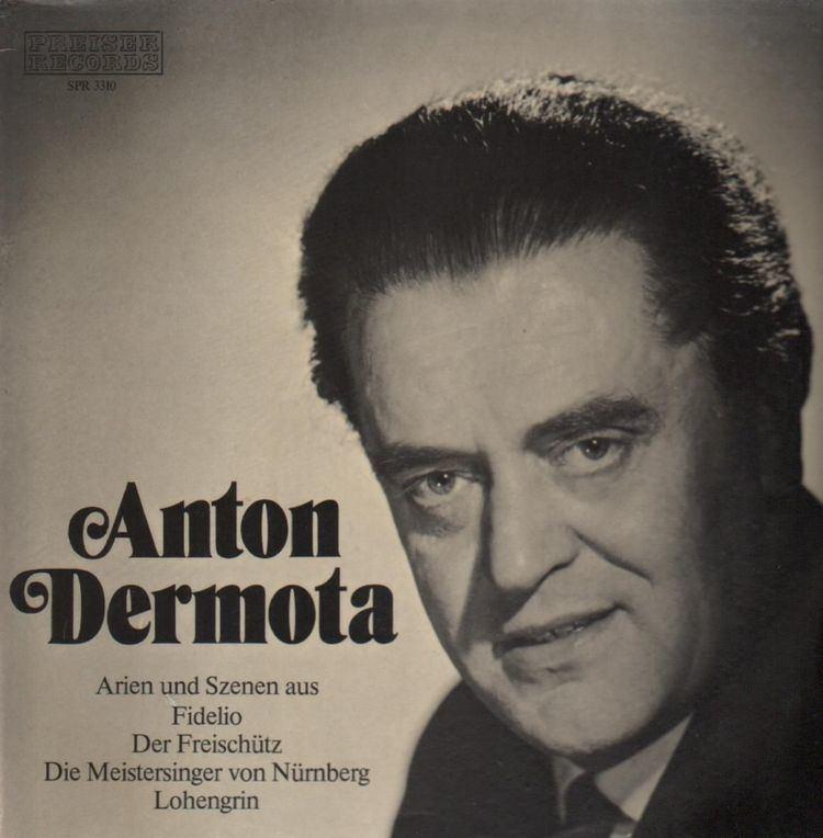 Anton Dermota DERMOTA ANTON 18 vinyl records amp CDs found on CDandLP