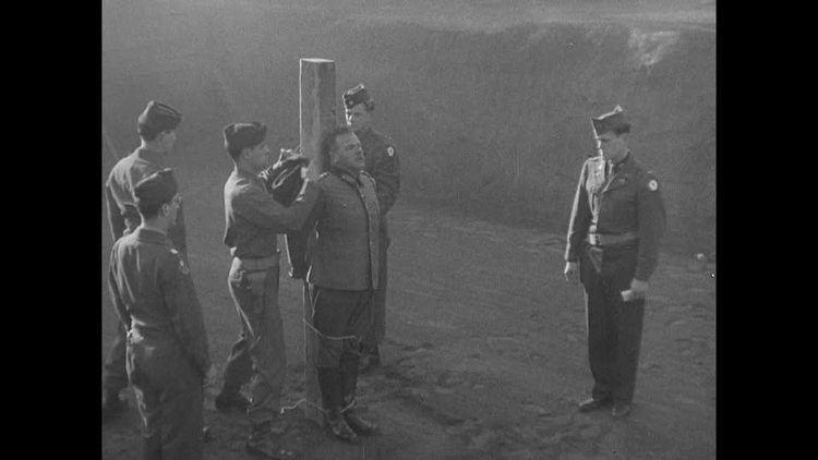 Anton Dostler Execution Anton Dostler Italy 1945 HD Stock Video