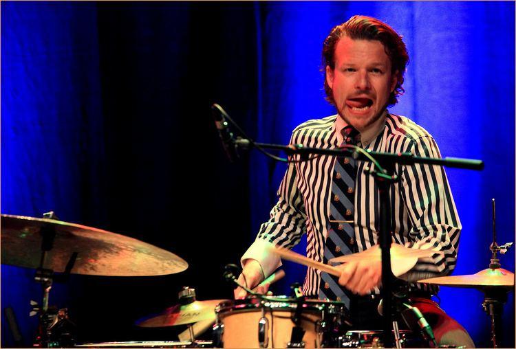 Anton Eger Anton Eger ds Marius Neset Quintet Mithra Jazz Lige Flickr