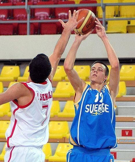 Anton Gaddefors Anton Gaddefors EuroBasket 2015 FIBA Europe