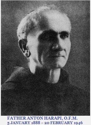Anton Harapi Zemra Shqiptare Genc Kortsha Father Anton Harapi