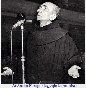 Anton Harapi Zemra Shqiptare Mhill Marku Father Anton Harapi 18881946