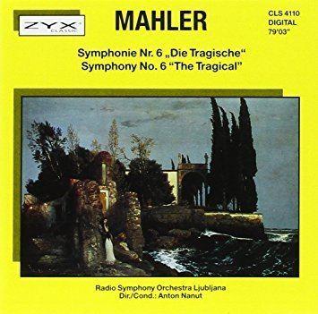 Anton Nanut Gustav Mahler Anton Nanut Radio Symphony Orchestra Ljubljana