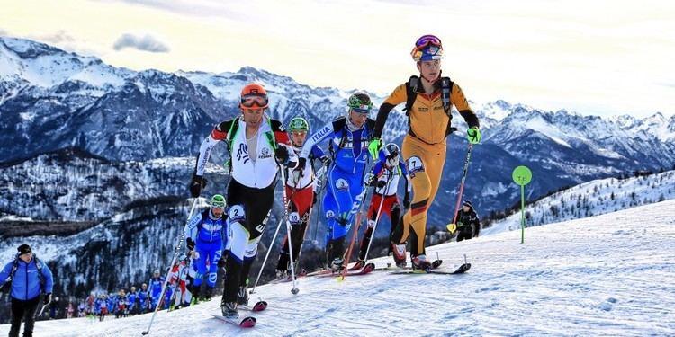Anton Palzer Ski Mountaineering Anton Palzer