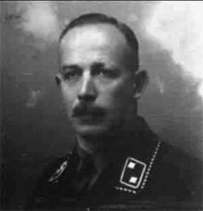 Anton Schmid Sergeant Anton Schmid Saint in a Feldwebels Uniform