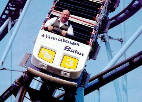 Anton Schwarzkopf Roller Coaster Innovator Anton Schwarzkopf