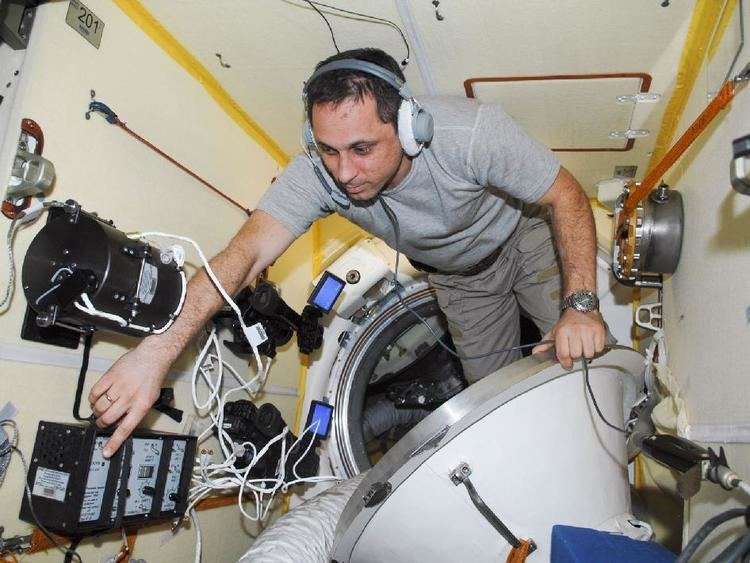 Anton Shkaplerov NASA Anton Shkaplerov