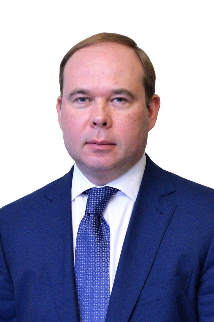 Anton Vaino Persons Directory President of Russia