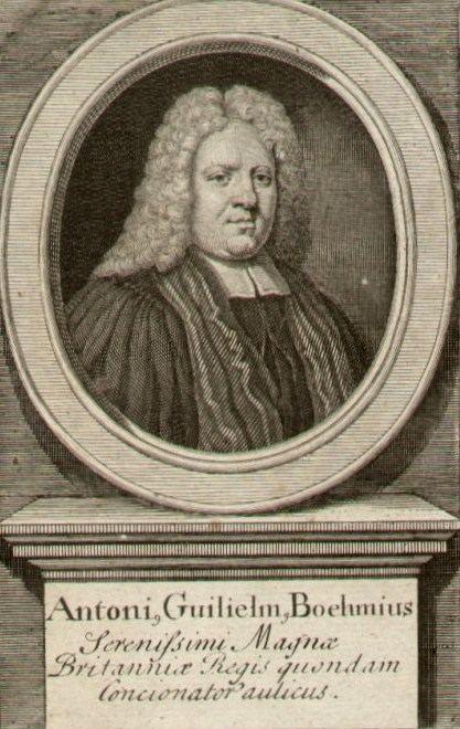Anton Wilhelm Böhme