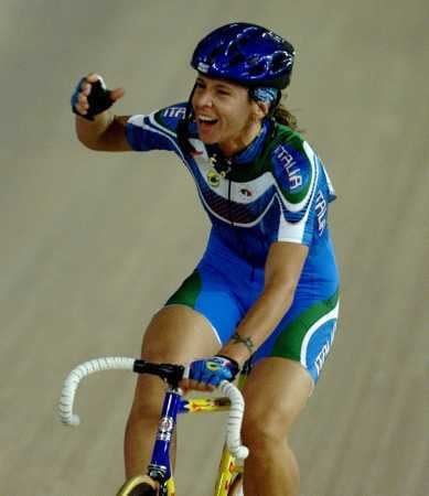 Antonella Bellutti RaiSport 21 Settembre 2000 Sydney 2000 Che giornata