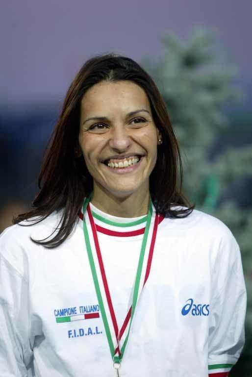 Antonella Bevilacqua FIDAL Federazione Italiana Di Atletica Leggera