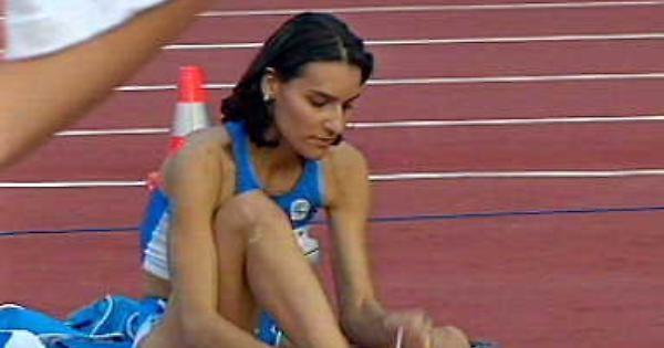 Antonella Bevilacqua Oggi 15 Giugno 1997 la foggiana Antonella Bevilacqua conquista la