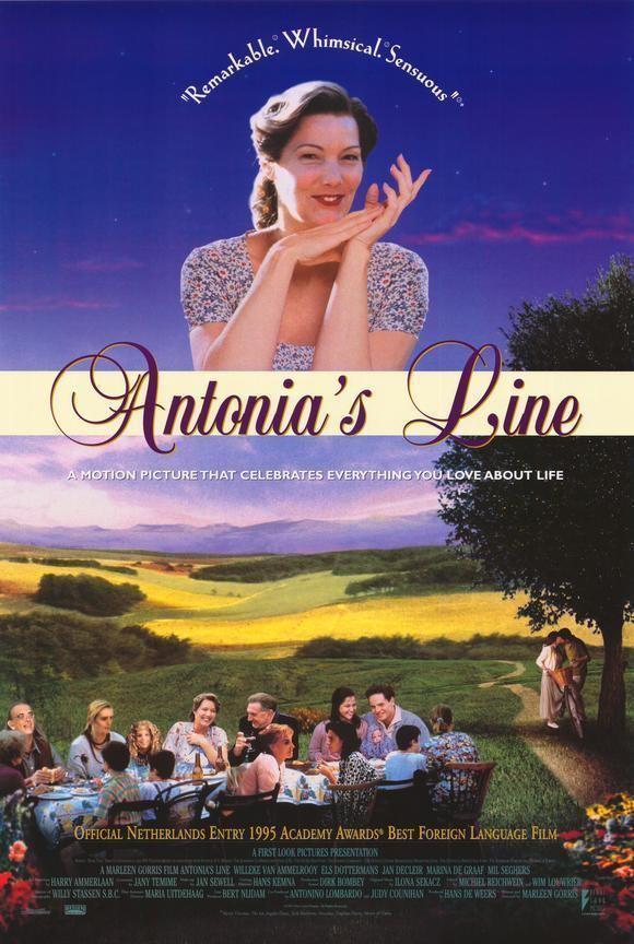 Antonia's Line Film Viewing Antonias Line Barrett The Honors College
