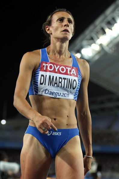 Antonietta Di Martino Antonietta Di Martino Pictures 13th IAAF World Athletics