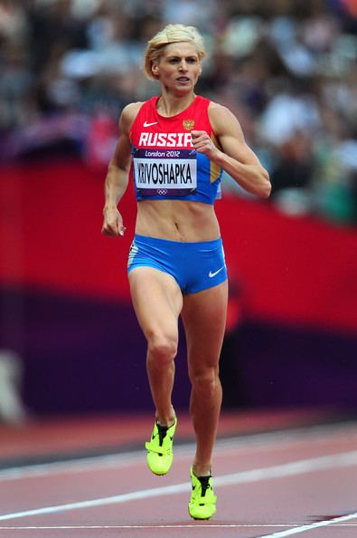Antonina Krivoshapka Antonina Krivoshapka Photos Olympics Day 7 Athletics