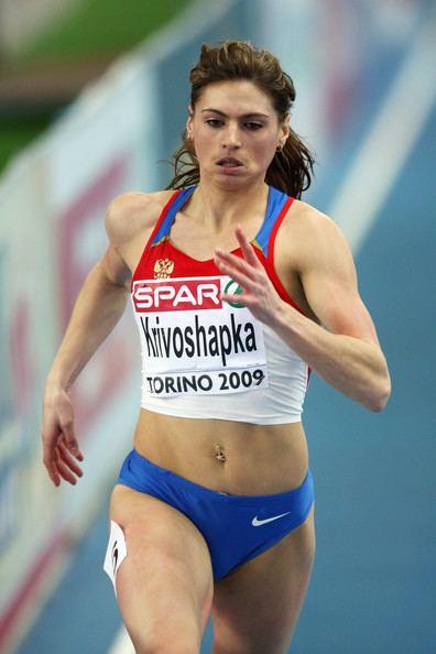 Antonina Krivoshapka Antonina Krivoshapka Pictures European Athletics Indoor