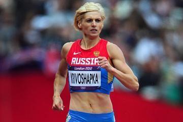 Antonina Krivoshapka Athlete profile for Antonina Krivoshapka iaaforg