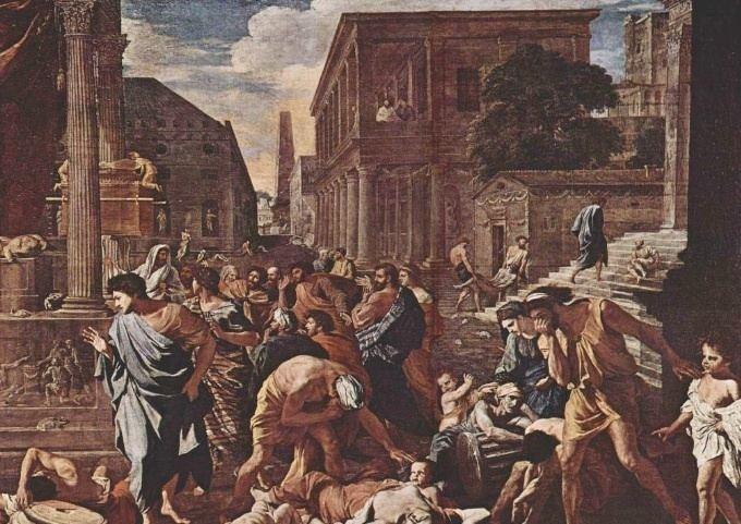 Image result for antonine plague
