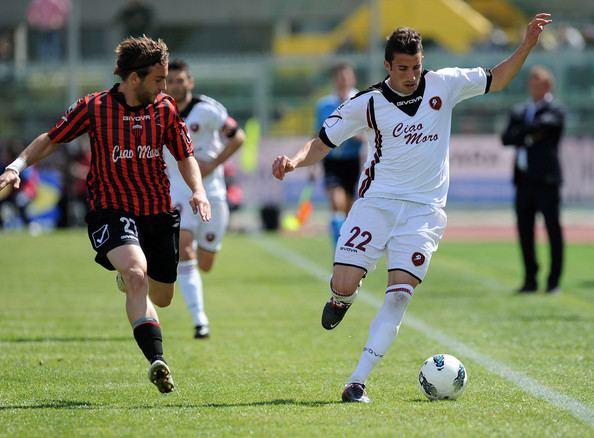 Antonino Barillà Antonino Barilla Pictures ASG Nocerina v Reggina Calcio Serie B
