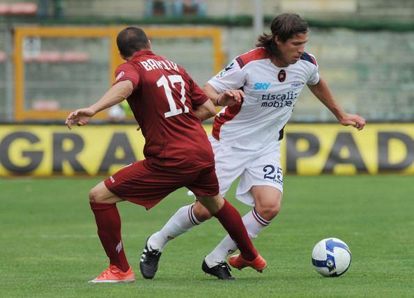 Antonino Barillà Antonino Barilla Pictures Reggina Calcio v Cagliari Calcio Serie A